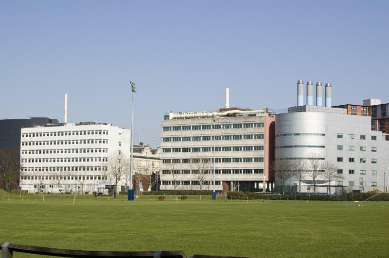 Portsmouth University, Hampshire Stock Photo