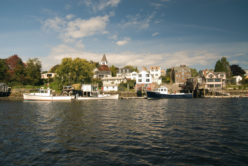 Portsmouth Van Newhampshire stock afbeelding