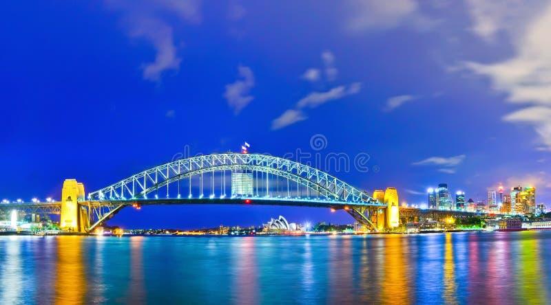 portu Sydney fotografia stock