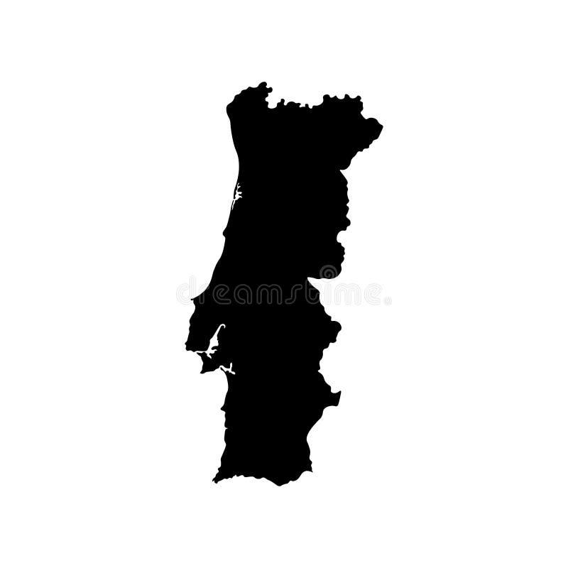 portugal stock illustratie