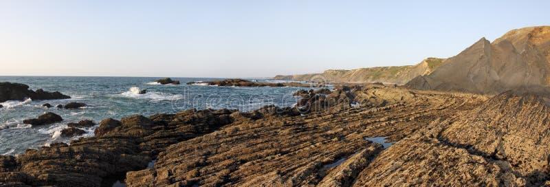 portugal alentejo för naturlig park southwest royaltyfria foton
