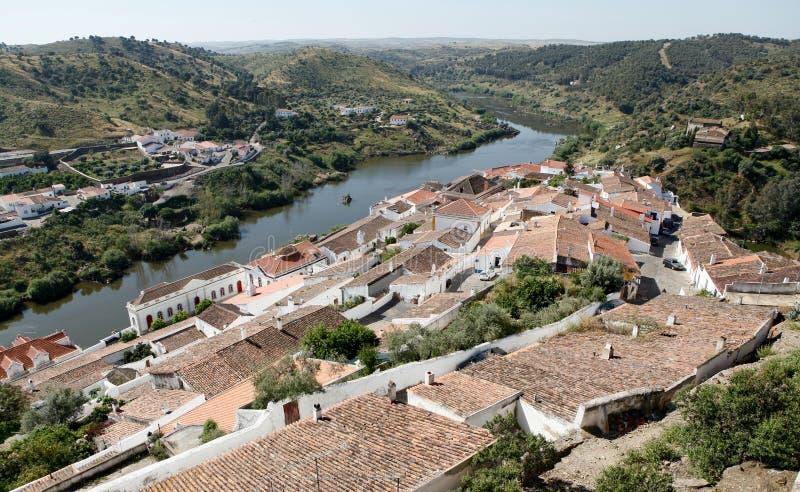 Portugal Alentejo Mertola stock image. Image of portuguese - 55243081