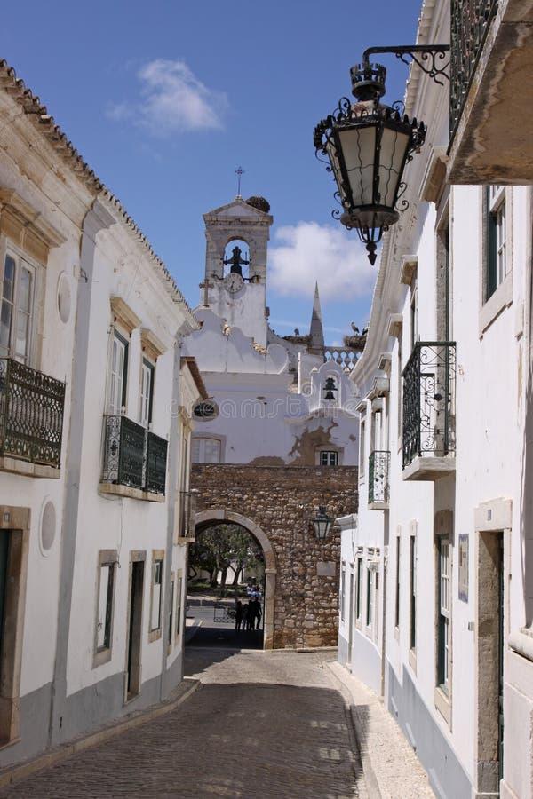Free Portugal, Algarve, Old Village Of Faro Royalty Free Stock Photo - 9906075
