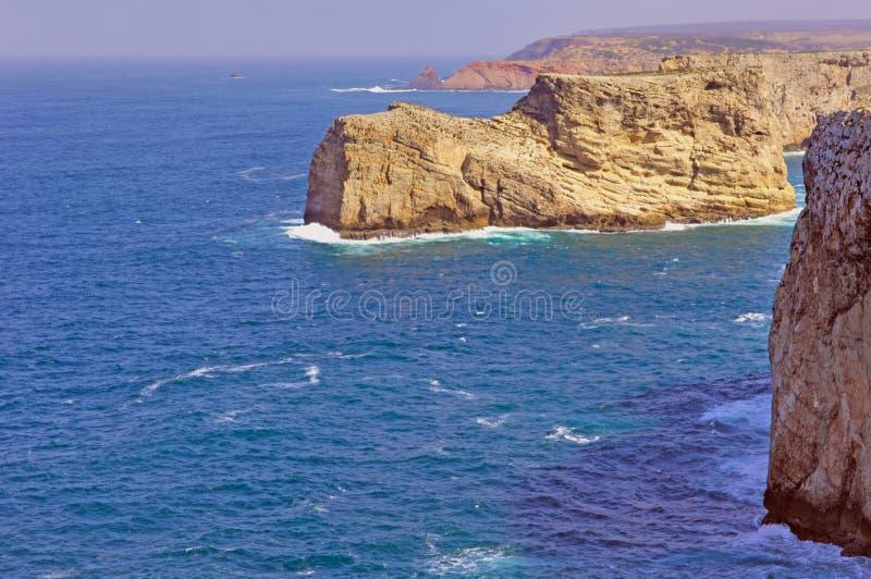 Download Portugal, Algarve, Sagres: Wonderful Coastline Stock Image - Image: 4280821