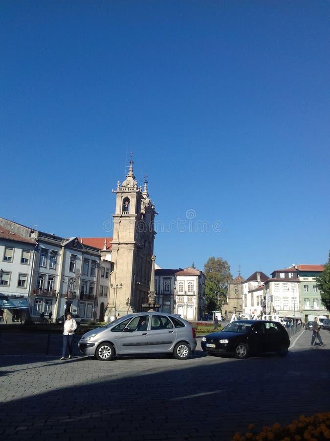 Portugal Braga royaltyfri bild