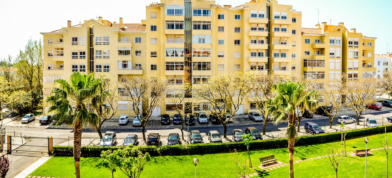 Portugal, Cascais, propiedades inmobiliarias, Lisboa, Europa, foto de archivo