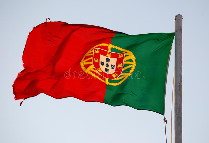 Download Portugal Flag Royalty Free Stock Photography - Image: 13519317