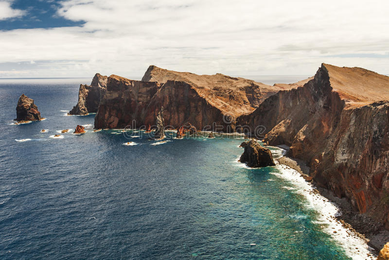 portugal Isla de Madeira fotografía de archivo