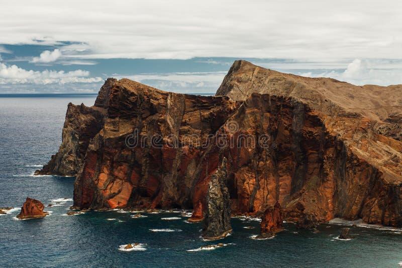 portugal Isla de Madeira imagen de archivo libre de regalías