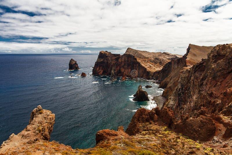 portugal Isola del Madera immagine stock