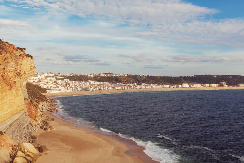 Portugal kust arkivbilder