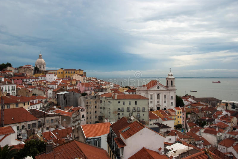 Download Portugal-Lisbon-Alfama-district Stock Photo - Image: 26354872