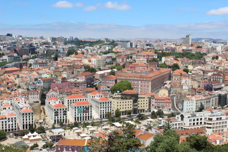 Portugal, Lissabon stock afbeelding