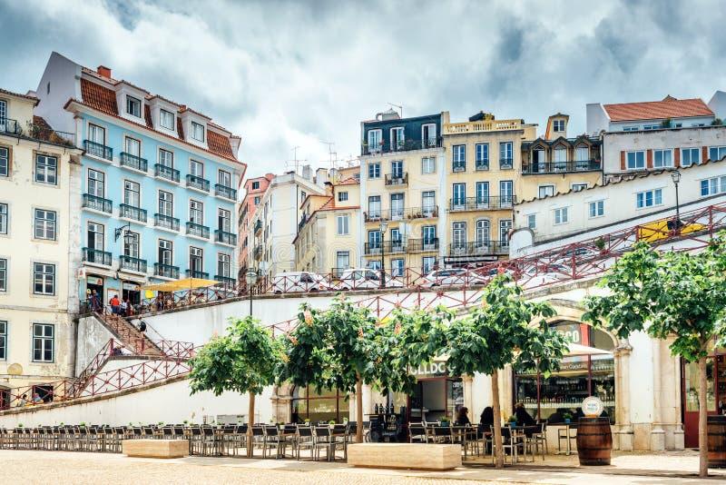 Portugal lizbońskiego obrazy stock