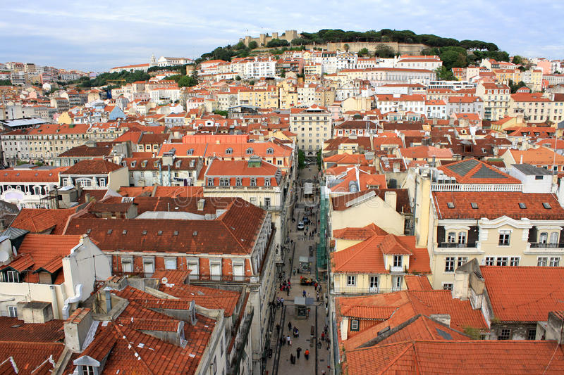 Download Portugal. stock photo. Image of style, roof, western - 32077958