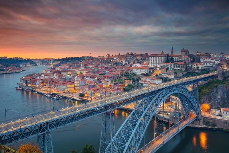 Portugal porto obrazy royalty free