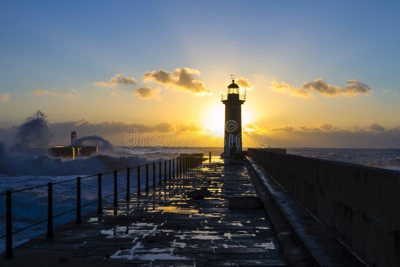 Portugal.Porto imágenes de archivo libres de regalías
