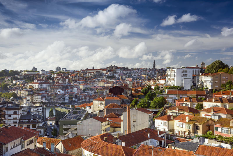 Portugal porto fotografia royalty free