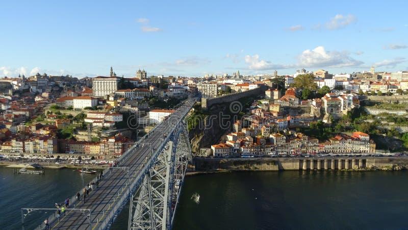 Portugal - Porto. Voyage au Portugal dans la ville de Porto royalty free stock photography