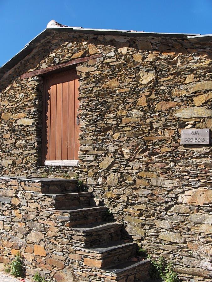 Portugal schist wioski