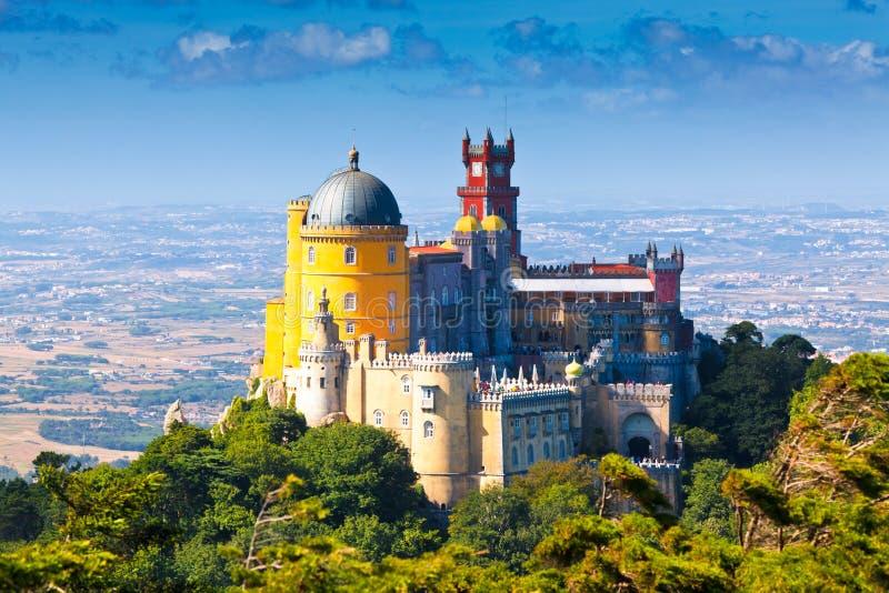 portugal sintra arkivfoton