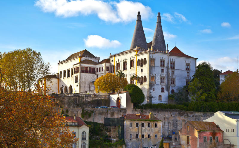 Download Portugal, Sintra. stock photo. Image of green, europa - 28608294