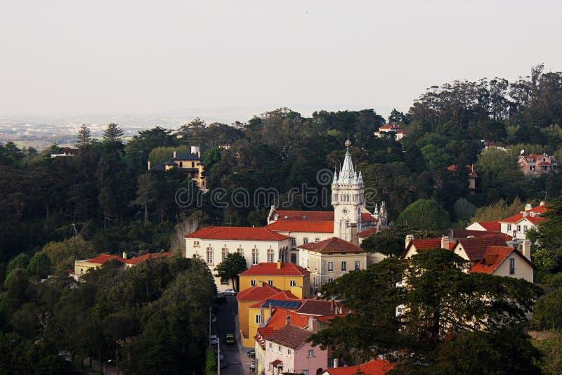 portugal sintra zdjęcia stock
