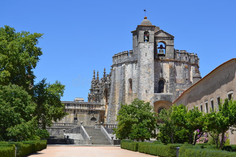 Download Portugal Templar Castle Royalty Free Stock Photo - Image: 20868285