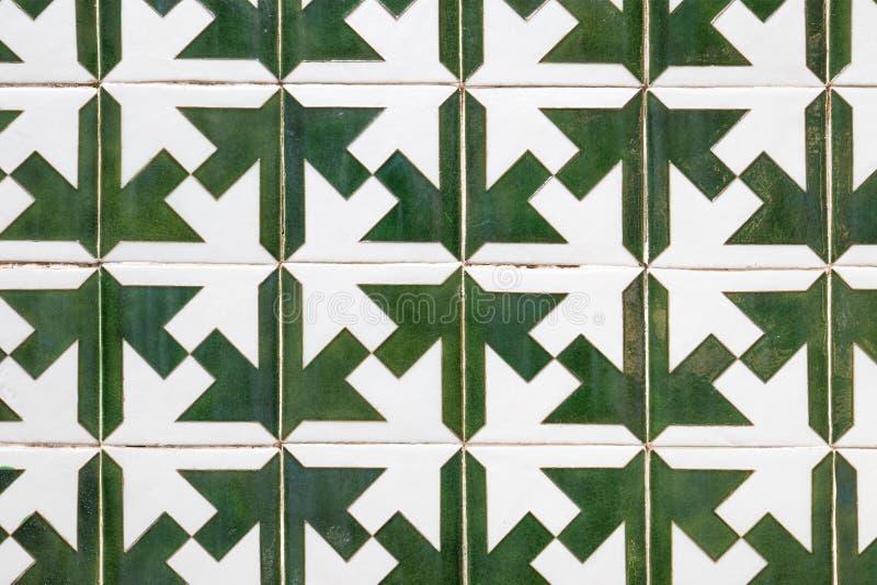 Portugalczyk płytek typowy wzór zdjęcia royalty free