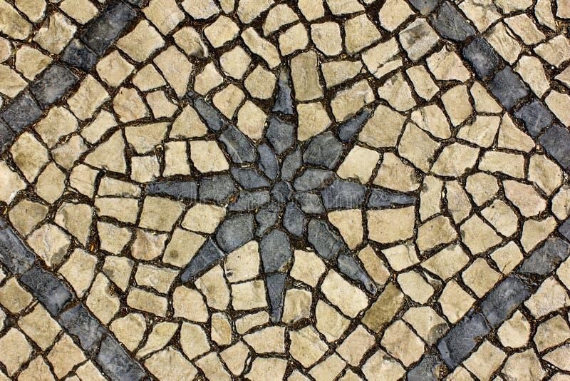 Portugalski Bruk obrazy stock