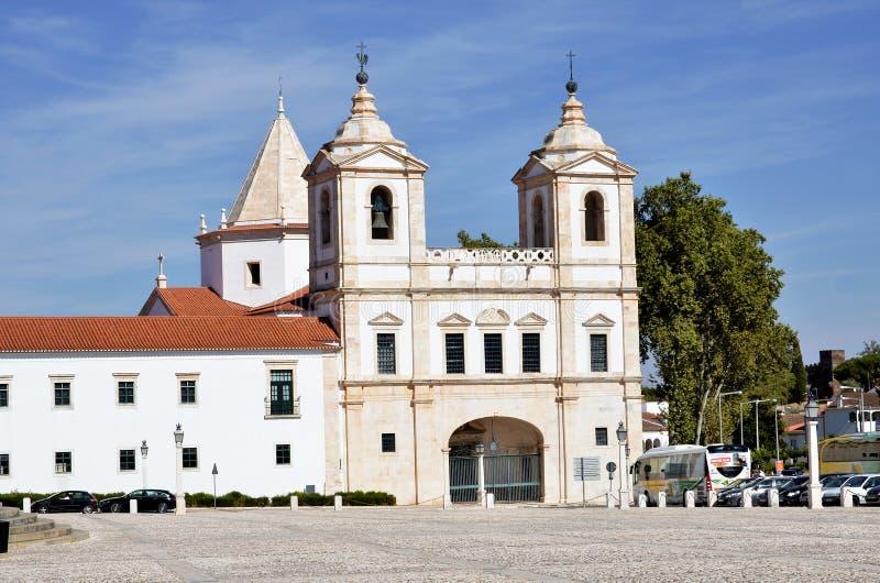 Portugalski monaster obrazy royalty free