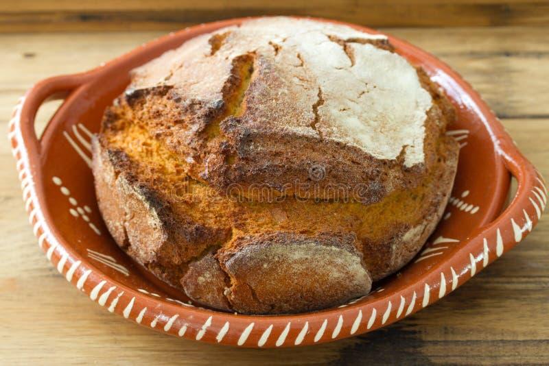 Portugese cornbread stock foto