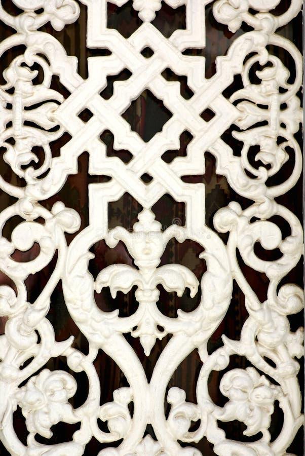 Portugiesische Tür. lizenzfreie stockbilder