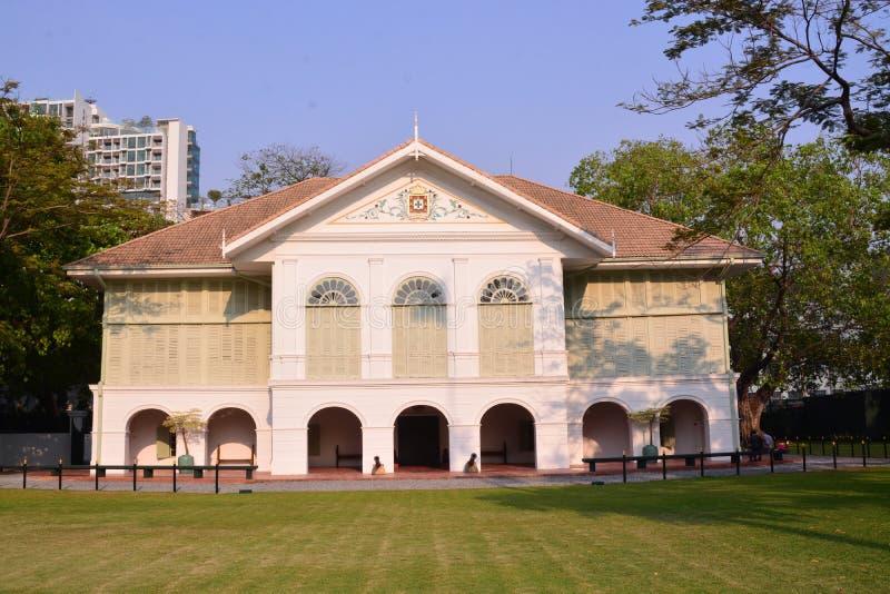 Portugisisk ambassad i Bangkok royaltyfri fotografi