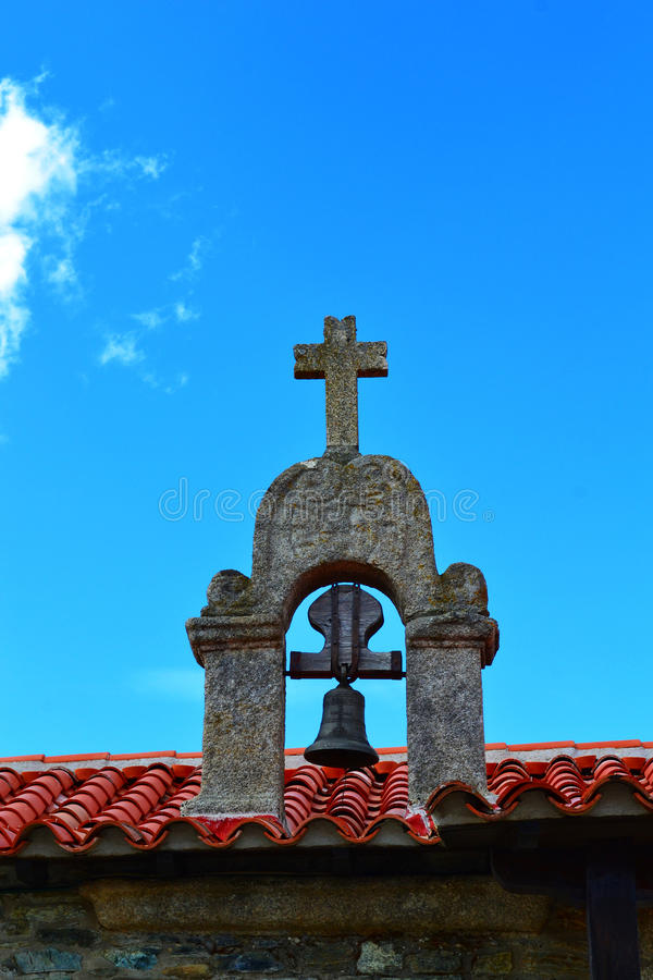 Portuguese Bell Tower royalty free stock photo