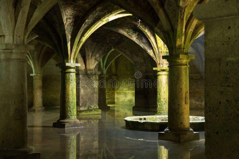 Portuguese cistern royalty free stock photos