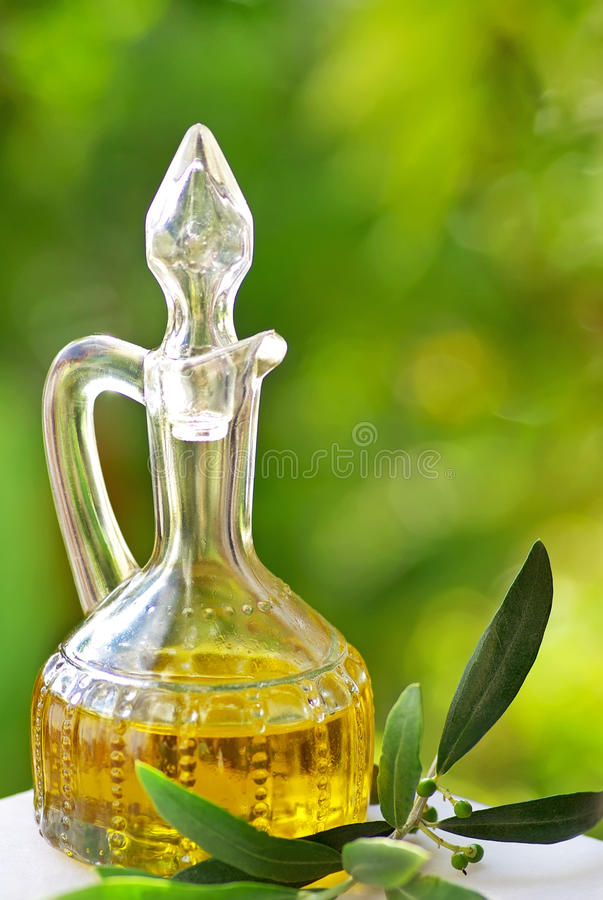 Portuguese Olive oil. royalty free stock photo