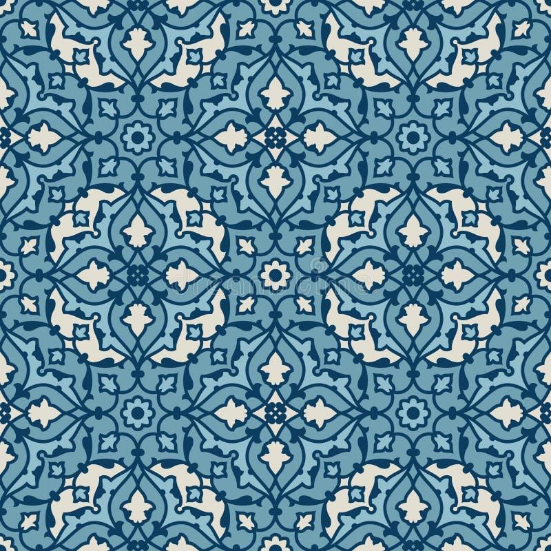 Portuguese tile vector pattern stock photos