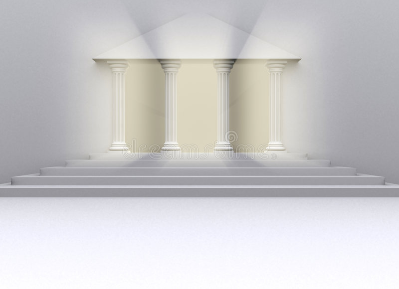 portuniversitetar vektor illustrationer