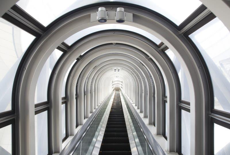 poruszający schody zdjęcie royalty free