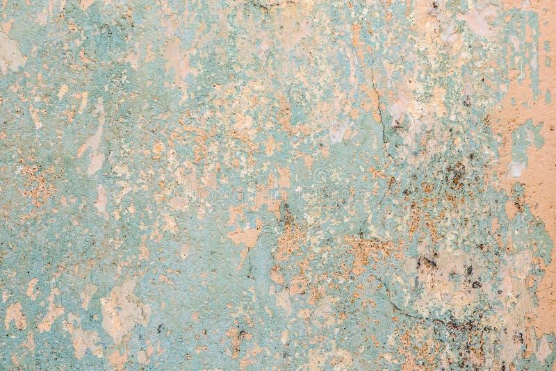 Porysowany brudzi ścianę zdjęcie royalty free