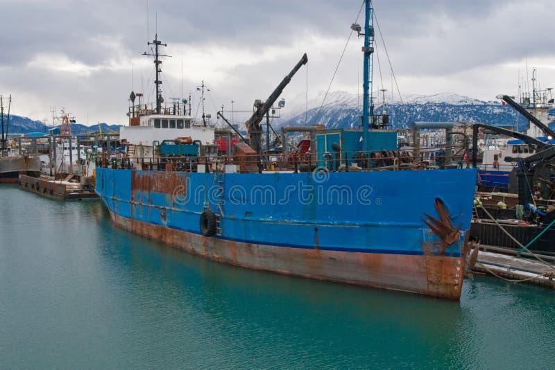 Download Porzucony statek obraz stock. Obraz złożonej z zaniedbywanie - 13333767