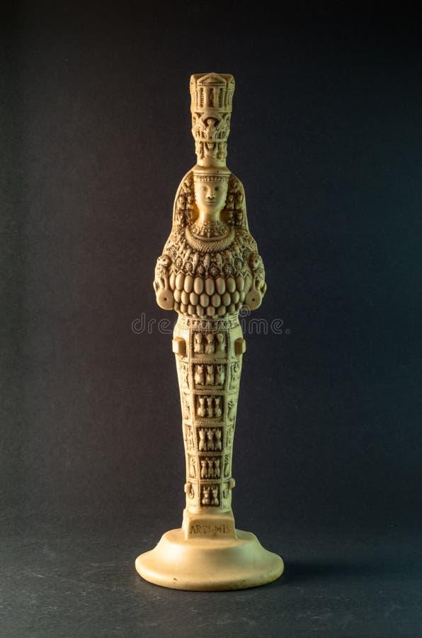 Posążek bogini Artemis zdjęcie stock