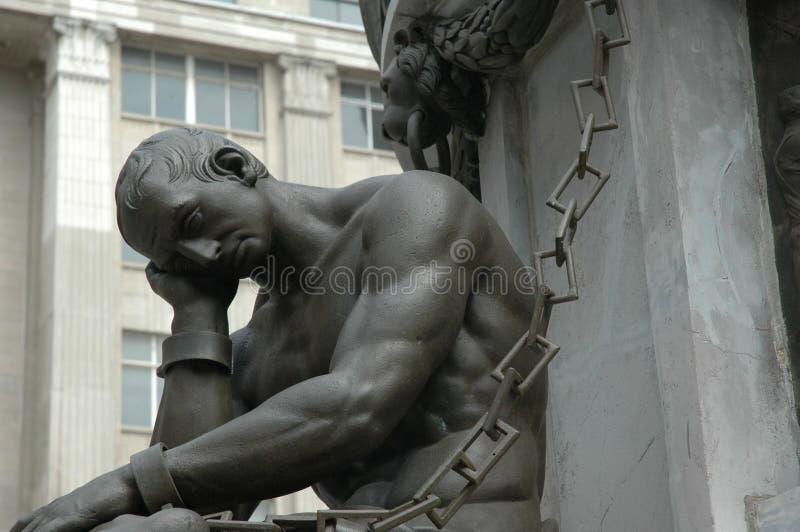 posąg rozsądna zdjęcie royalty free