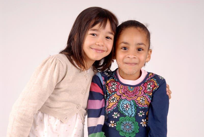 Posa dei bambini fotografia stock libera da diritti
