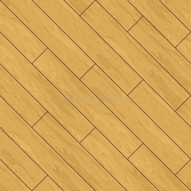 posadzkowy parkietowy bezszwowy drewna ilustracji