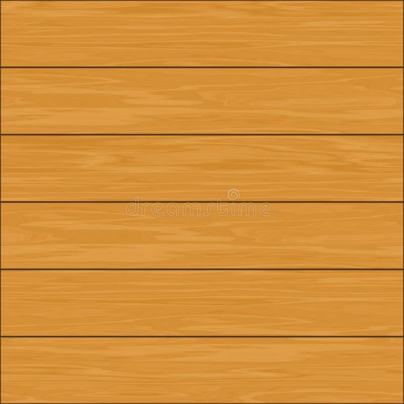 posadzkowy parkietowy bezszwowy drewniany ilustracja wektor