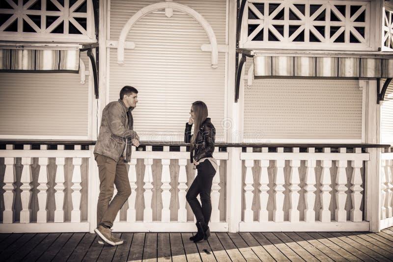 Download Pose de couples photo stock. Image du deux, femmes, fond - 45352148