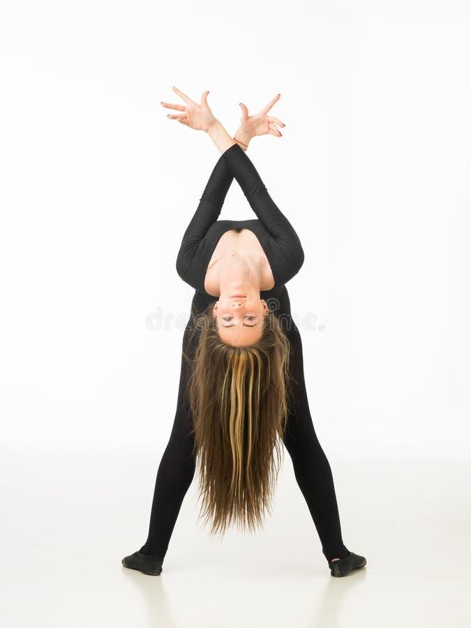 Pose de danse image stock