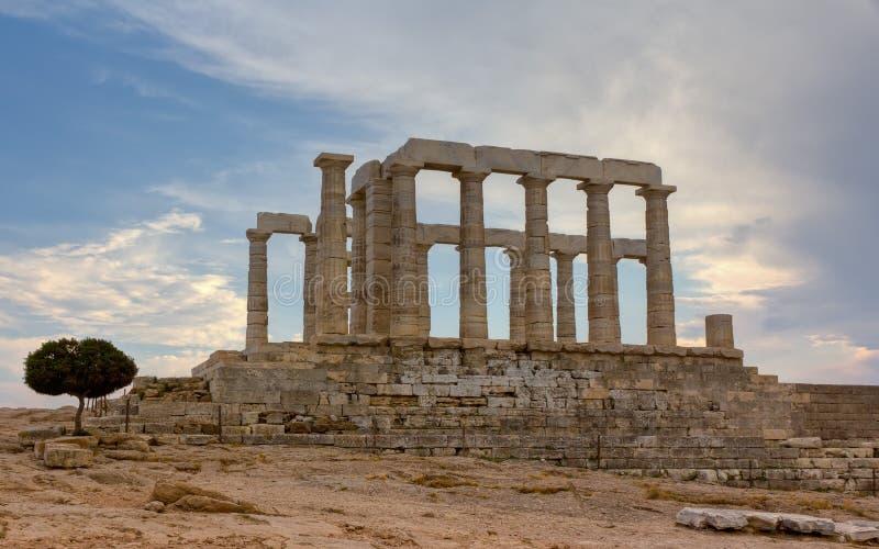 Download Poseidon Temple, Sounio, Greece Stock Photography - Image: 21229892